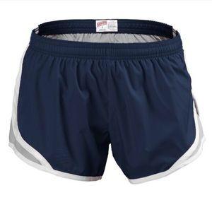 Soffe Running Short - Navy Blue